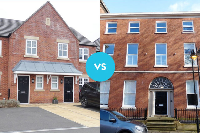 10 Reasons why houses beat flats every time as investment property