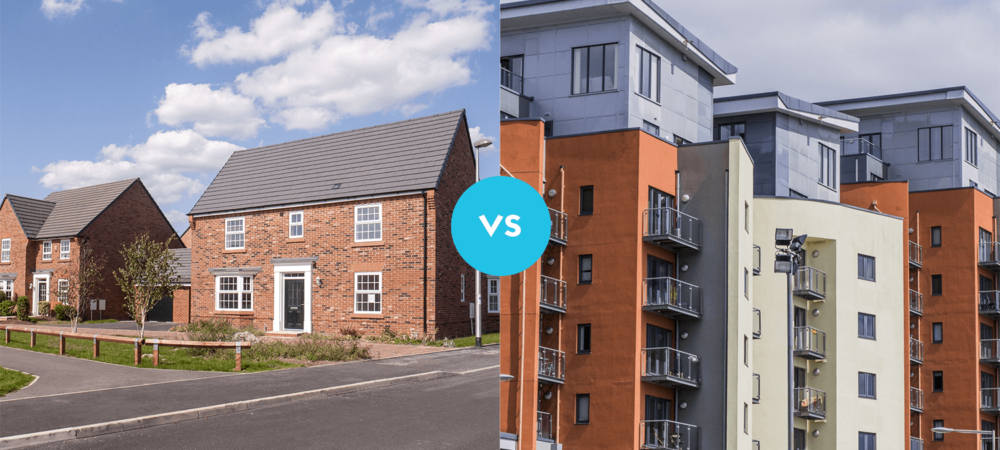 10 Reasons Why Houses Beat Flats Every Time As A Buy To Let Investment