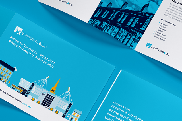 FREE GUIDE: Property Investors – What And Where To Invest in Preston 2021